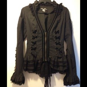 Spin Doctor Corset Style jacket - large